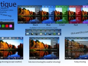 Optique Theme by TDM Designs - On sale for a limited time