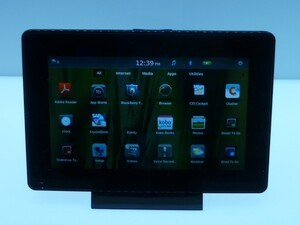 First Look: BlackBerry PlayBook Charging Pod