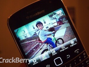 Photo Studio for BlackBerry [App Review]