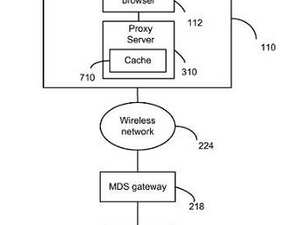 BlackBerry Proxy Server Should Speed Up Handheld Internet Browsing According to New RIM Patent
