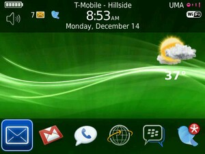 BerryWeather Updated to 2.0.63 - Add Your Own 'Weather Slot' to Any Theme