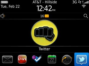 Twitter for BlackBerry version 1.1.0.16 now available in the BlackBerry Beta Zone