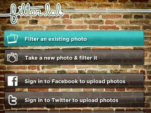 Filter your photos with FilterLab for BlackBerry