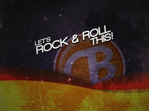 Download your own Let's Rock and Roll This wallpaper!!