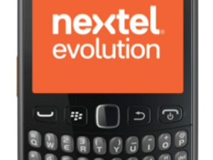 BlackBerry 9620 Introduced by Nextel Mexico and RIM