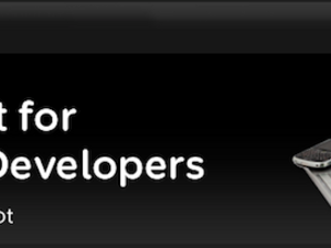 BlackBerry Super App webcast for developers today at 11am