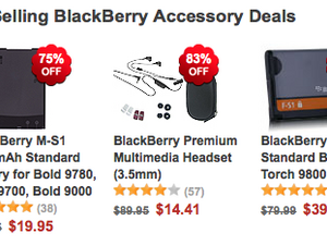 Weekly Accessory Roundup - Save up to 75% on top accessories; Win an on sale accessory of your choice!