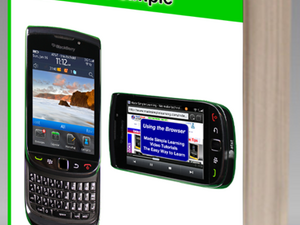 BlackBerry Torch Made Simple now available - 5 copies to be won!