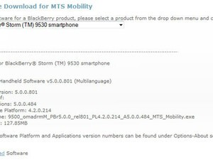 MTS Mobility Releases OS 5.0.0.484 ... for the Storm 9500?
