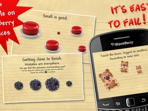 The Moron Challenge now available for BlackBerry smartphones - 100 copies up for grabs