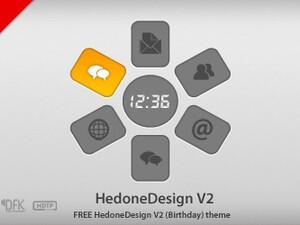 Hedone Design V2 – Free birthday theme