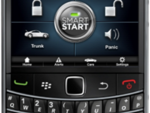 Unlock, Lock & Start Your Car from Your BlackBerry with Viper SmartStart