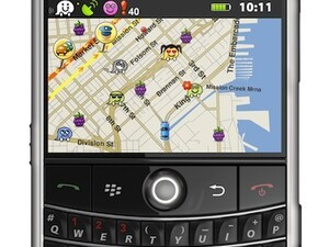 Win an iPad or Galaxy Tab from Waze and CrackBerry.com!