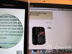bMagnified for BlackBerry Smartphones