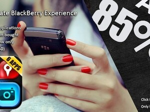 BBbundle launches the Ultimate BlackBerry Experience Bundle - Get 6 apps for 85% off