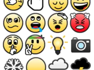 New emoticons arrive with BBM version 7