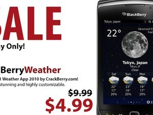 Deal of the Day: Get BerryWeather for 50% today only!