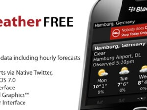BeWeather Free version 2.6 now available - Adds updated UI, hourly forecasts and more