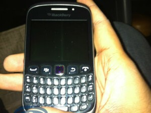 BlackBerry Curve 9320 First Look