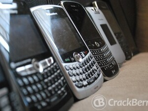 BlackBerry Evolution - A look back at the long road of devices leading up to BlackBerry 10