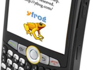 Yfrog App For BlackBerry Released