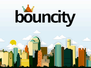 Challenge your friends and earn real-life rewards with Bouncity on your BlackBerry