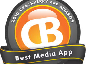 Contest: CrackBerry Best Media App Player for YouTube - 50 copies to be won