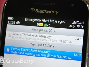 Emergency broadcast messages explained