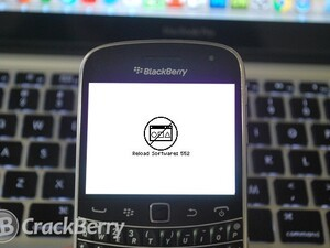 How to fix a BlackBerry 552 Error