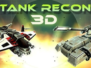 Tank Recon 3D for the BlackBerry PlayBook now available!