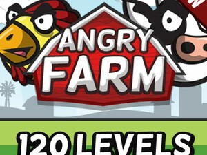 Angry Farm updated to v1.1.15 - Now featuring 120 levels