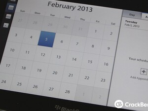 Rumored BlackBerry Z10 in Canada release date emerges