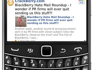 CrackBerry Asks: Would you use Google+ more if there were a BlackBerry app?