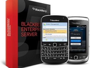 BlackBerry Enterprise Server 5 update now available for Novell GroupWise