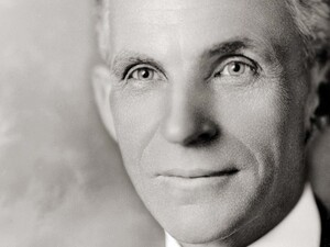 Looking back: History shows BlackBerry is no Henry Ford