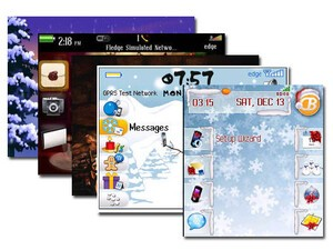 Gear Up for the Holidays with BlackBerry Wallpapers, Ringtones, Themes and More