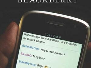 President Barack Obama's BlackBerry Hacked?