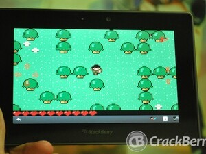 Get your Minecraft fix on BlackBerry thanks to Minicraft