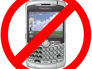 BlackBerry Services Banned in Pakistan