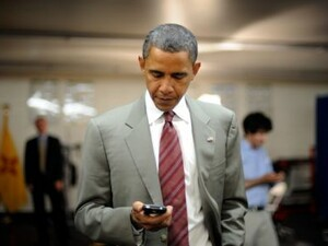 Using an iPhone isn't as easy as it looks - Just ask Obama