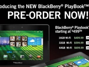 Office Depot now accepting BlackBerry PlayBook pre-orders