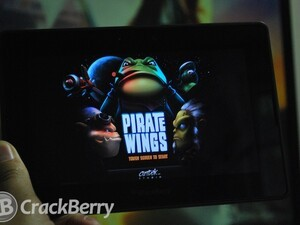 Pirate Wings now available for the BlackBerry PlayBook