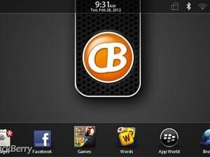 Free BlackBerry PlayBook Wallpapers
