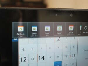 How to sync multiple Gmail calendars on your BlackBerry PlayBook