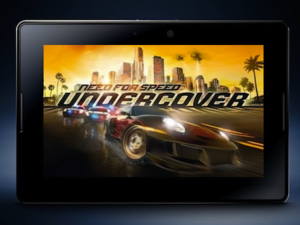 Press Release: EA's Need for Speed and Tetris Coming to BlackBerry PlayBook at Launch