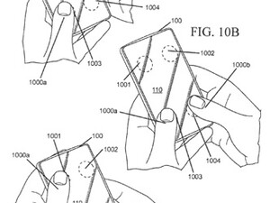 New RIM patent could mean pressure-sensitive passwords are on the way