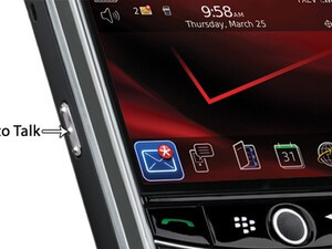 Quick Review: Verizon Wireless Push to Talk for the BlackBerry Bold 9650 and Tour 9630