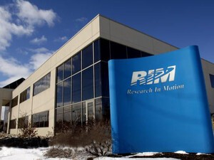 Listen to the RIM BlackBerry Service Press Conference replay