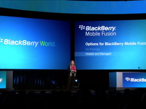 RIM CIO Robin Bienfait talks BlackBerry Enterprise