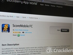 ScoreMobile FC gets updated in time for Euro 2012